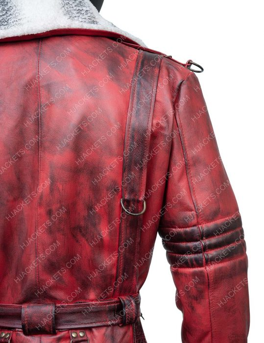 Fallout 4 Nuka Raider Trench Coat