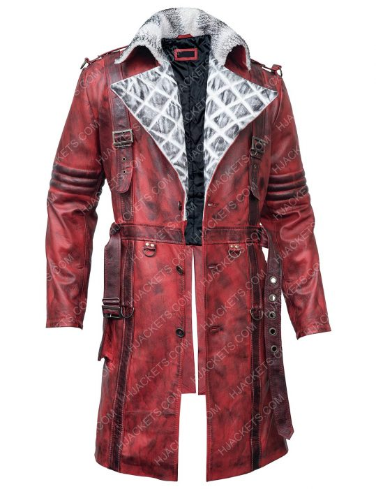 Maxson's Battle Fallout 4 Nuka Raider Leather Coat