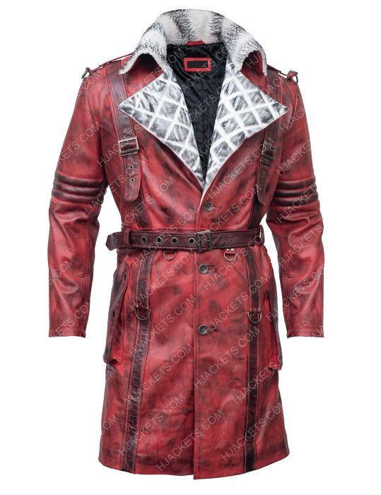 Maxson's Battle Fallout 4 Nuka Raider Red Coat