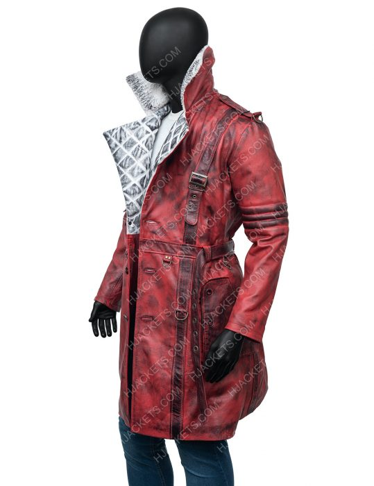 Maxson's Battle Fallout 4 Nuka Raider Trench Coat