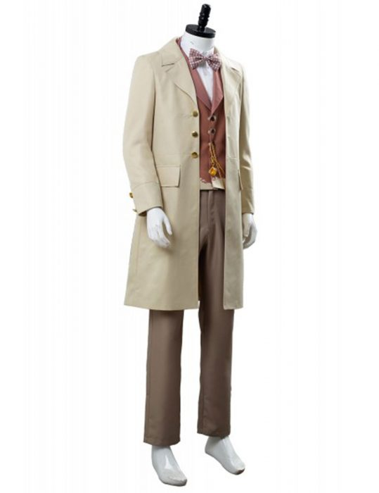 Michael Sheen Coat