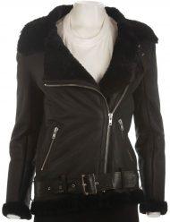 black-shearling-jacket-for-women