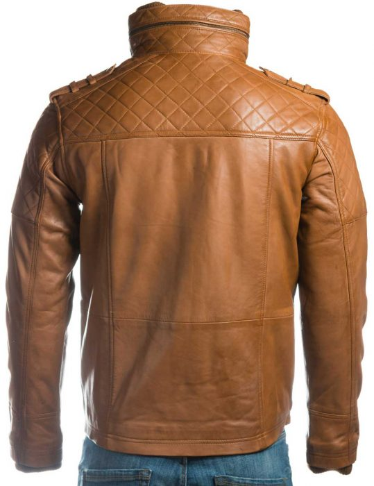 double-collar-mens-leather-jacket