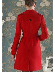 Katheryn Winnick Polar Vivian Coat