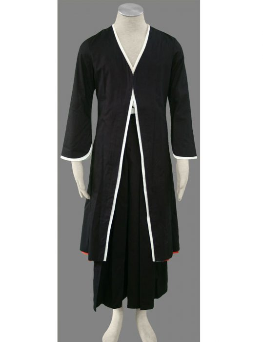ichigo kurosaki bleach coat