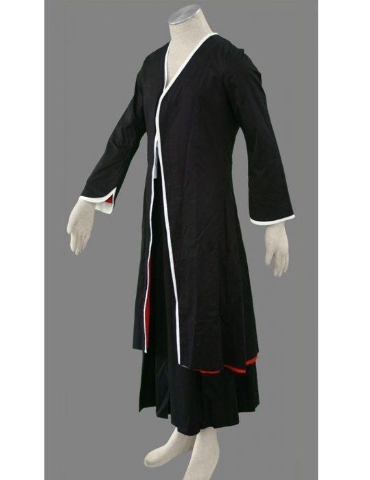 ichigo kurosaki black coat