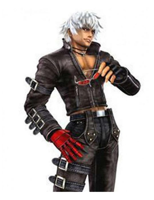 K Dash King of Fighters 99 Jacket