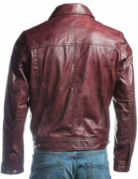 mens-burgundy-double-pocket-jacket
