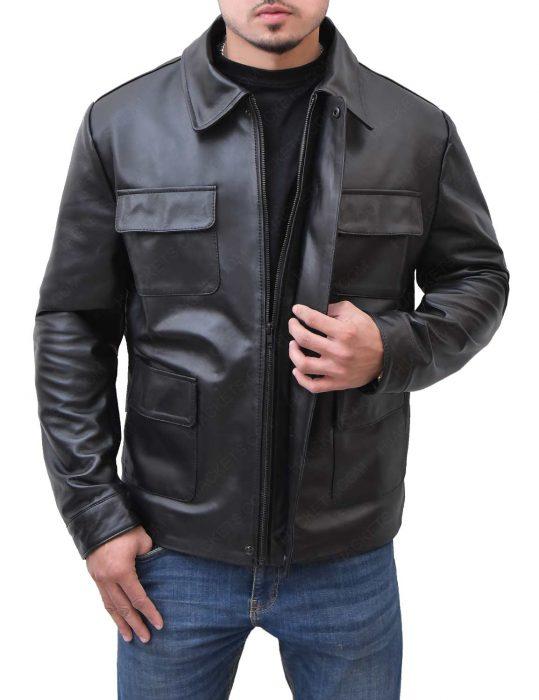 robert-de-niro-black-leather-jacket
