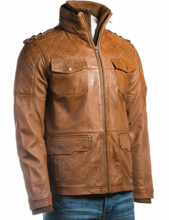 tan-double-collar-leather-jacket
