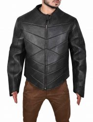Fast & Furious Idris Elba leather jacket