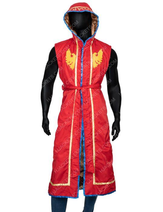 Creed II Red Viktor Drago Robe