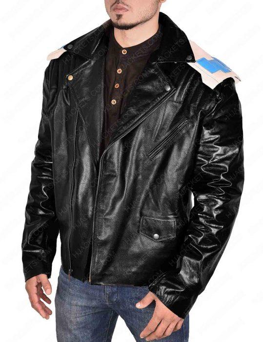 Robotman Leather Jacket