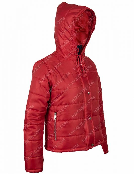 Five Feet Apart Stella Puffer Jacket