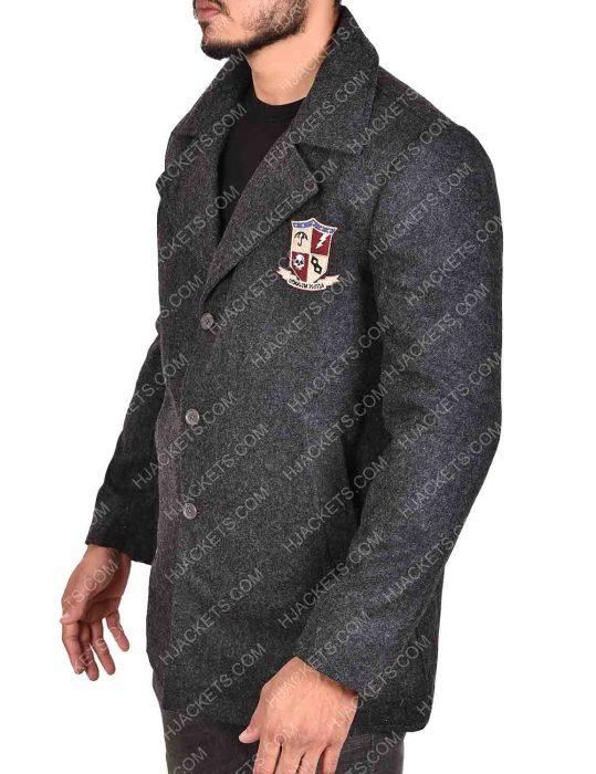 Grey Uniform Jacket The Umbrella Academy
