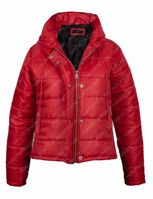 Stella Five Feet Apart Haley Lu Richardson Puffer Jacket