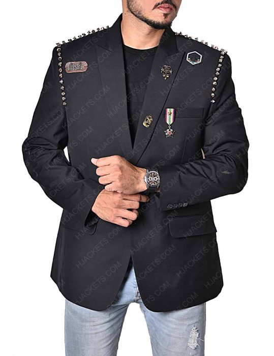 The Dirt Nikki Sixx Jacket
