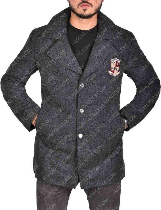 The Umbrella Academy Grey Coat