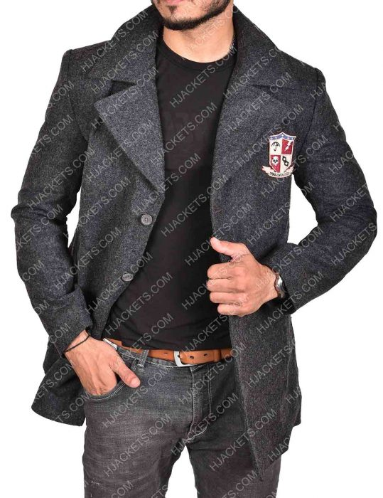 The Umbrella Academy Wool Jacket