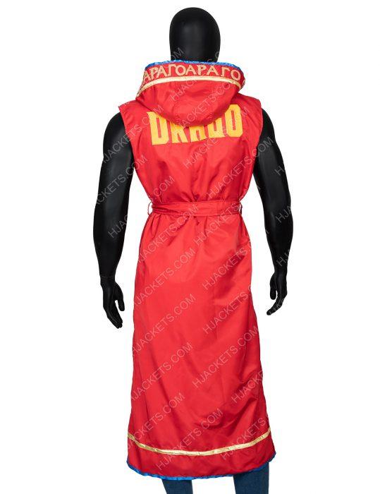 Viktor Drago Creed II Red Robe