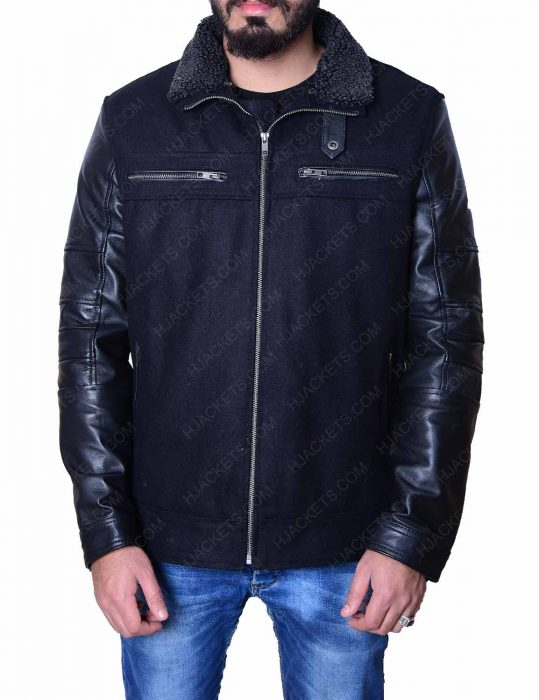 mens-black-wool-jacket