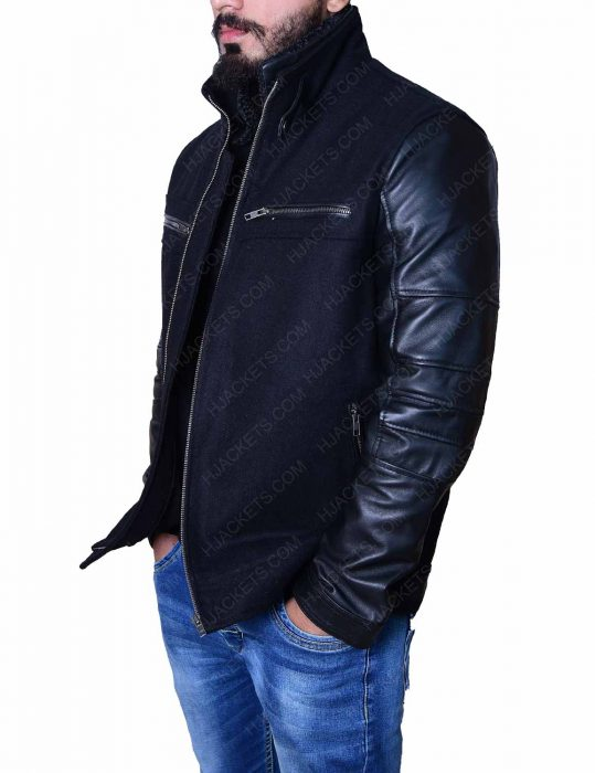 mens-wool-shearling-leather-jacket