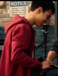 we-die-young-lucas-red-hoodie