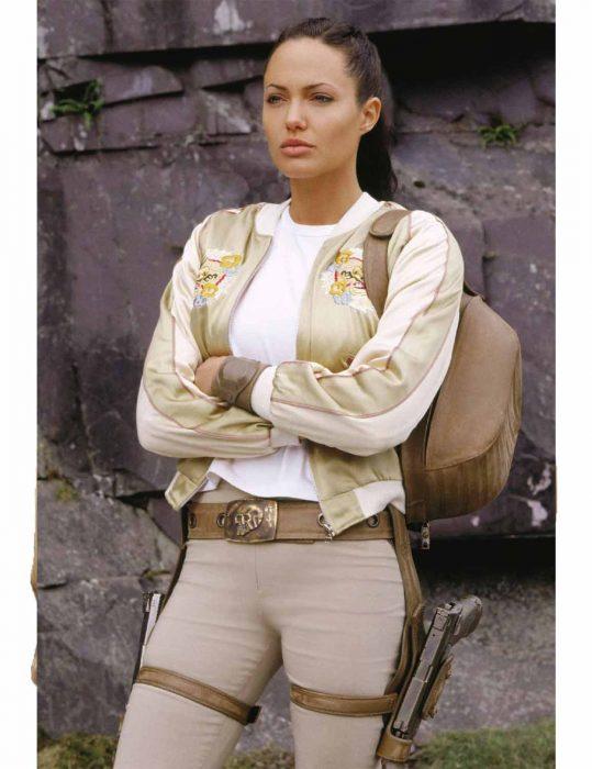 Tomb Raider The Cradle of Life Lara Croft Jacket