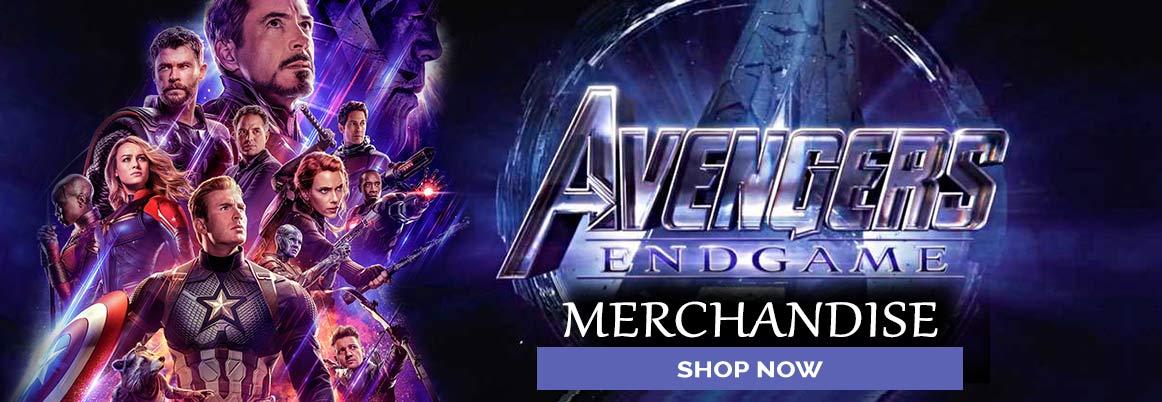 Avenger Endgame Front Banner