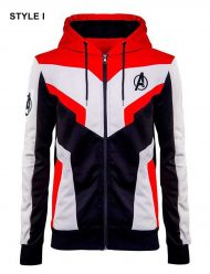 Avengers Endgame Realm Cotton Hoodie