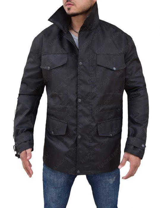 Daredevil Charlie Cox Matt Murdock The Defenders Black Jacket