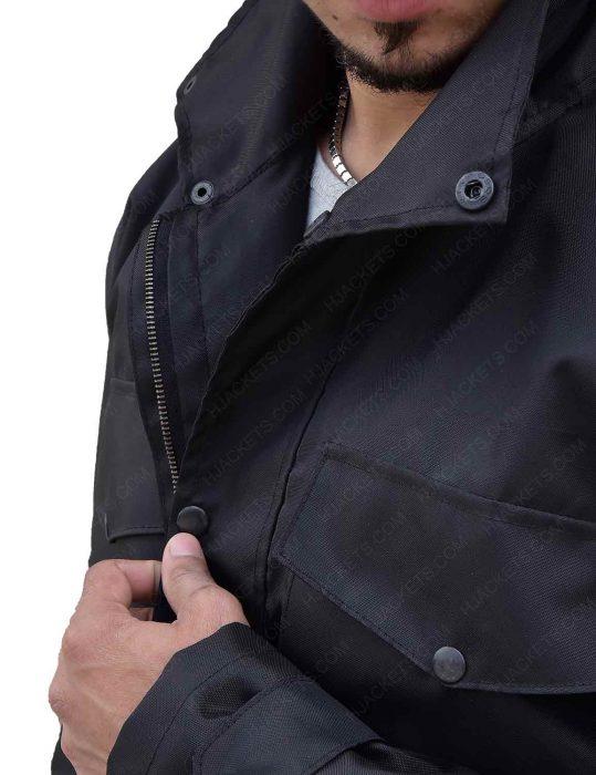 Daredevil Murdock The Defenders Black Cotton Jacket