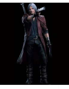 Devil May Cry 5 Dante Long Coat