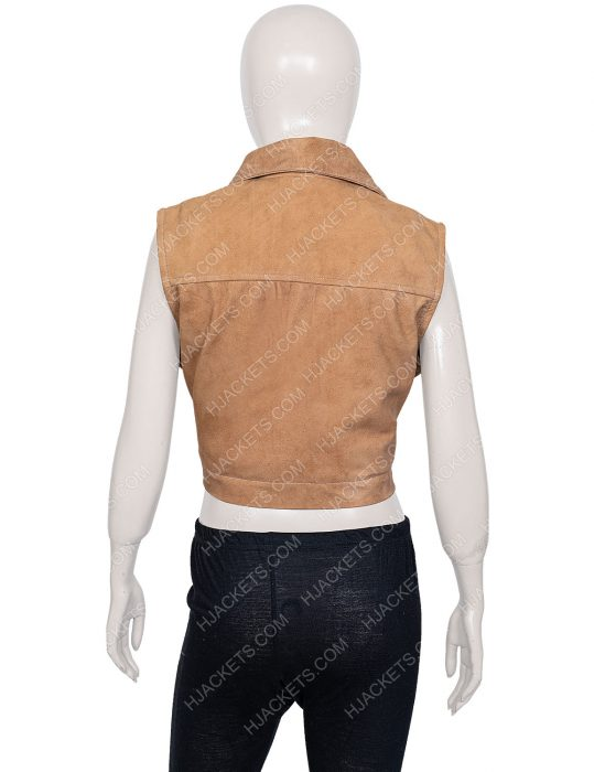 Devil May Cry 5 Nico Goldstein Short Jacket