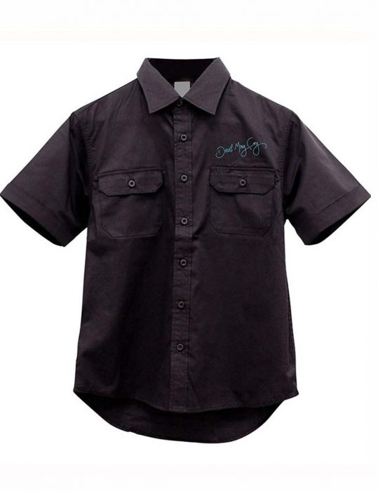 Devil May Cry 5 Short Sleeves Cotton Shirt
