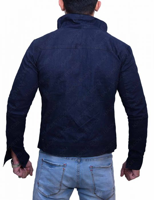 Ethan Hunt MI6 Cotton Jacket