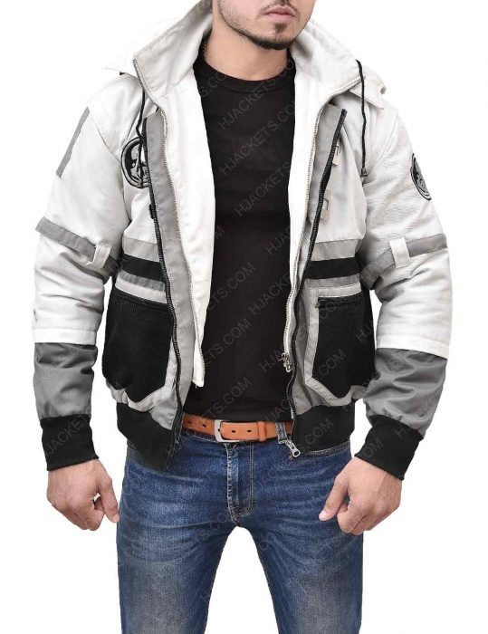 Ghost Recon Assassin's Creed Cotton Hooded Jacket