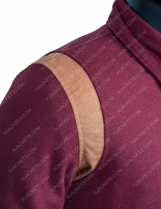 Jackson Marchetti Sex Education Kedar Williams-Stirling Varsity Jacket