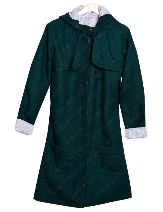 Clara Oswald S08 Hooded Jacket