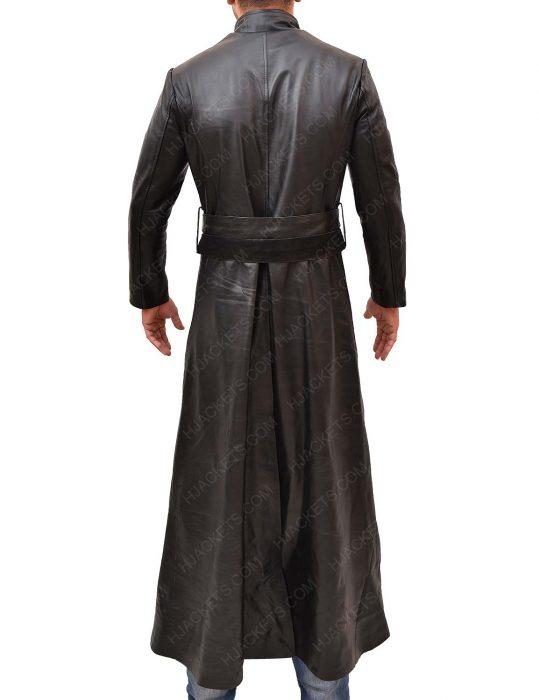 Marco Polo Lorenzo Richelmy Brown Coat
