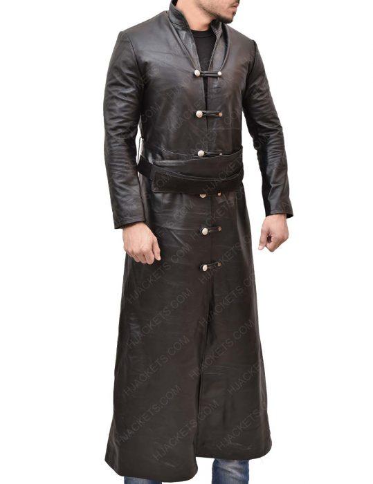 Marco Polo Lorenzo Richelmy Coat