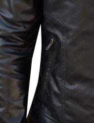 Rain as Raizo Black Leather Jacket