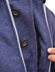 Spectre James Bond Daniel Craig Lake Blue Jacket