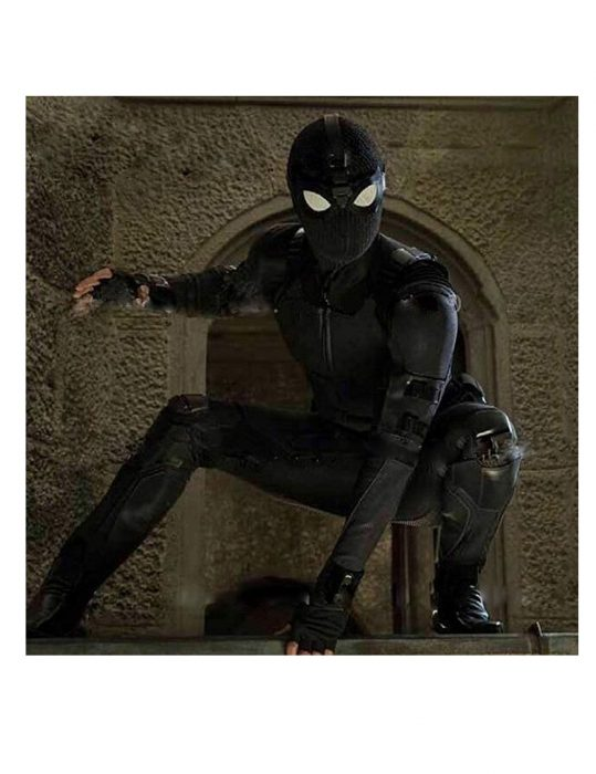 Spider Man Far From Home Peter Parker Costume