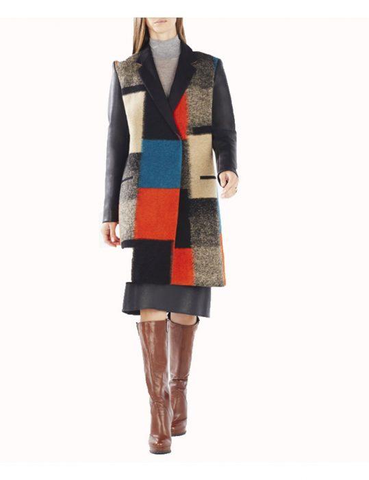 TV-Series 13 Reason Why Ajiona Alexus Sheri Coat