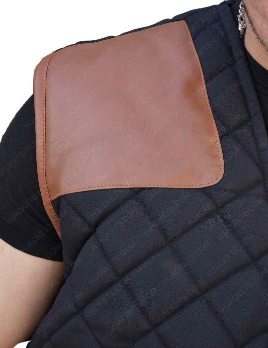 The Walking Dead David Morrissey Quilted Vest