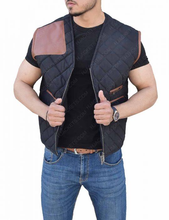 The Walking Dead Governor David Morrissey Vest