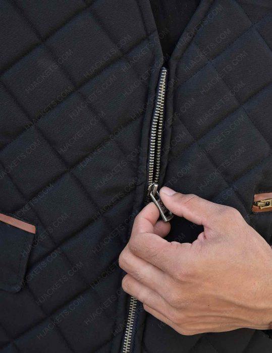 The Walking Dead Morrissey Quilted Vest