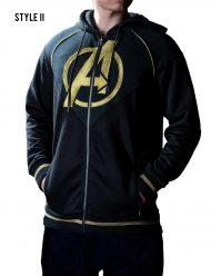 avengers endgame quantum realm hoodie