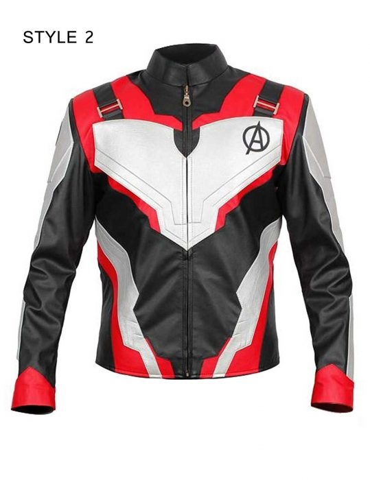 avengers endgame quantum realm red jacket